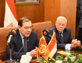 وزير البترول : مشروع حقل ظهر جعل بورسعيد تنافس محافظتى السويس والإسكندرية