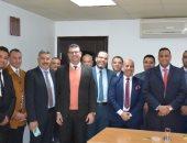محافظ الدقهلية يكرم جهاز تنمية المشروعات لحصوله علي المركز الأول على الجمهورية لعام 2019