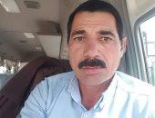 وفاة والد الشاب المتوفى فى حادث سيارة كورنيش بنى سويف حزنا على نجله