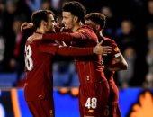 شروزبورى ضد ليفربول.. الريدز يتفوق بهدف بالشوط الأول بكأس إنجلترا.. فيديو