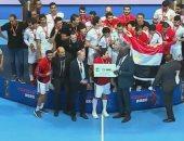 منتخب مصر يطيح بمدرب تونس لكرة اليد