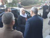 صور.. وزيرة التضامن تصل القليوبية لتفقد عدد من المؤسسات ودور الرعاية