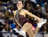 """""""الرقص الحر على الجليد"""" فى بطولة التزلج الأمريكية 2020"""