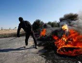 الأمن العراقى يشتبك مع المحتجين فى بغداد ومظاهرة حاشدة لطلاب البصرة