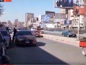 فيديو.. شاهد حركة المرور من العباسية فى اتجاه رمسيس والتحرير