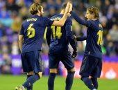 ريال مدريد المنتشي يستضيف سوسيداد بربع نهائي كاس ملك إسبانيا