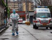 شاهد.. السلطات الصينية تعقم شوارع مدينة ووهان بأكلمها ضد فيروس كورونا