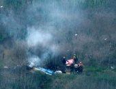 مصرع 16 شخصا فى تحطم طائرة خفيفة على متنها مظليون فى تتارستان بروسيا.. فيديو