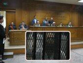 """فى محاكمة 44 متهما بولاية داعش.. """"أمن الدولة طوارئ"""" تبرئ حمادة السيد لاعب أسوان و6 آخرين.. والمؤبد لـ8 متهمين والمشدد لـ 28 آخرين.. والمحكمة: الجماعات الإرهابية ومن يمولونها يبذلون جهودهم للقتل والخراب والدمار"""