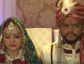 يلا نجوزهم.. حفل زفاف جماعى لـ80 زوجا من الهندوس فى باكستان.. فيديو