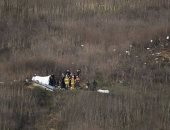 مقتل 6 فى تحطم طائرة عسكرية فى بوليفيا