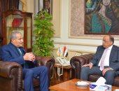 وزيرا التموين والتنمية المحلية يتابعان سير المنظومة التموينية بالمحافظات