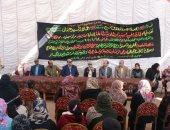 فحص 1300 حالة وصرف أدوية مجانًا فى قافلة طبية بقرية محلة زياد بسمنود
