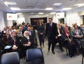 صور.. رئيس الوزراء يزور الأكاديمية الوطنية للتدريب ويلتقى نواب المحافظين