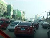 """""""مرور الجيزة"""" تغلق شارع ربيع الجيزى 3 أيام بسبب أعمال إنشاء مترو الأنفاق"""