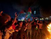 فلسطينيون ينظمون وقفة احتجاجات ضد خطة ترامب للسلام.. فيديو