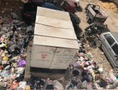 """سيبها علينا""""..  شكوى من انتشار القمامة بشارع محمد على بورسعيد"""