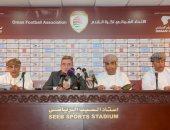 برانكو إيفانكوفيتش يتحدث عن أهدافه مع منتخب عمان فى مؤتمر تقديمه