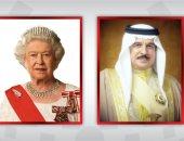 ملك البحرين يتلقى برقية تهنئة من الملكة اليزابيث بمناسبة عيد ميلاده