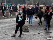 ارتفاع حصيلة قتلى المظاهرات فى العراق إلى 5 أشخاص
