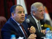 """وزير المالية: """"الرئيس قال الشعب وقف مع الدولة وتحمل إجراءات الإصلاح الاقتصادى"""""""