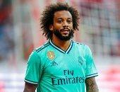 ريال مدريد يمنح مارسيلو حرية تحديد مصيره فى البرنابيو