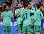 بنزيما يتفوق على كل نجوم ريال مدريد هذا الموسم.. فيديو