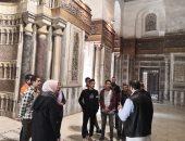 السياحة والآثار تنظم سلسلة زيارات لذوى الاحتياجات الخاصة لتعريفهم بتاريخ القاهرة