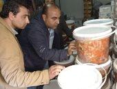 صور.. إحالة محاضر بضبط 1859 كيلو أغذية فاسدة للنيابة العامة فى طور سيناء