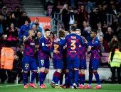 """برشلونة ضد ليجانيس.. ميسي يضيف ثالث أهداف البارسا بالدقيقة 59 """"فيديو"""""""