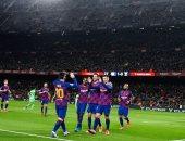 برشلونة يسحق ليجانيس بخماسية ويتأهل لربع نهائي كاس اسبانيا.. فيديو