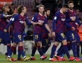 ميسى يقود برشلونة لربع نهائى كأس أسبانيا بخماسية فى ليجانيس