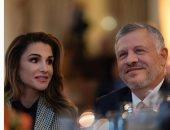 الملكة رانيا والملك عبد الله قصة حب عمرها أكثر من ربع قرن.. فى عيد ميلاده الـ 58
