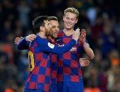 مواجهة محتملة بين برشلونة وريال مدريد فى ربع نهائي كأس ملك إسبانيا