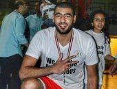 الزمالك يتعاقد مع عبد الرحمن خالد لاعب سلة التأمين