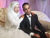 """فيديو.. بعد زواج شهرين.. """"آية"""" قتلت زوجها بسكين مطبخ ومشيت فى جنازته"""