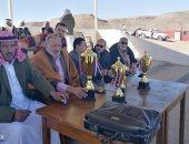 ننشر نتائج سباق نويبع للهجن بجنوب سيناء