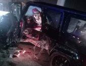 سيارة نقل وراء مصرع الرئيس التتفيذى لشركة أوراسكوم وتفريغ الكاميرات لضبط سائقها