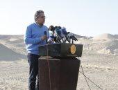 وزير الآثار بعد اكتشافات المنيا: أرض مصر تحمل الكثير من الأسرار تحكيها للعالم