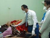 صحة سوهاج فى بيان :عزل 4 أسر بمدينة جرجا بعد ثبوت إيجابية حالة