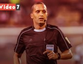 شاهد فى دقيقة.. 9 معلومات عن رضوان جيد حكم مباراة الأهلى والهلال بدورى الأبطال