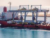 ميناء السخنة يستقبل أحدث طرازات الأوناش بالعالم لبدء تشغيل الحوض الثانى