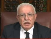 وزير خارجية فلسطين: الاجتماع الوزاري الطارئ أكد رفض خطة السلام الأمريكية