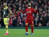 ليفربول ضد ساوثهامبتون.. محمد صلاح يسجل الثاني له والرابع للريدز قبل نهاية المباراة