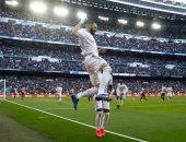 ملخص واهداف مباراة ريال مدريد ضد اتلتيكو مدريد فى الدوري الاسباني