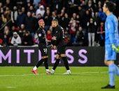 ملخص وأهداف مباراة باريس سان جيرمان ضد مونبلييه 5-0 فى الدورى الفرنسى
