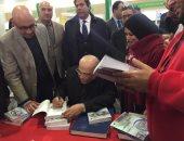 مصطفى الفقي و3 كتب في معرض الكتاب..الإصدارات تكشف كواليس العمل السياسى(صور)