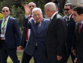 الرئيس الفلسطينى يصل الجامعة العربية لحضور اجتماع وزراء الخارجية