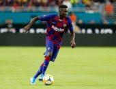 رسميا.. برشلونة يعير مدافعه السنغالى واجيه لنيس الفرنسي