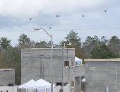 الجيش الأمريكى يستعين بـ250 طائرة بدون طيار لتنسيق الغارات العسكرية